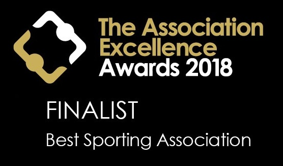 We're Proud To Be AEA 2018 Finalists For Best Sports Association