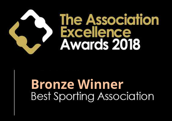 We're Proud To Be AEA 2018 Bronze Winner For Best Sports Association